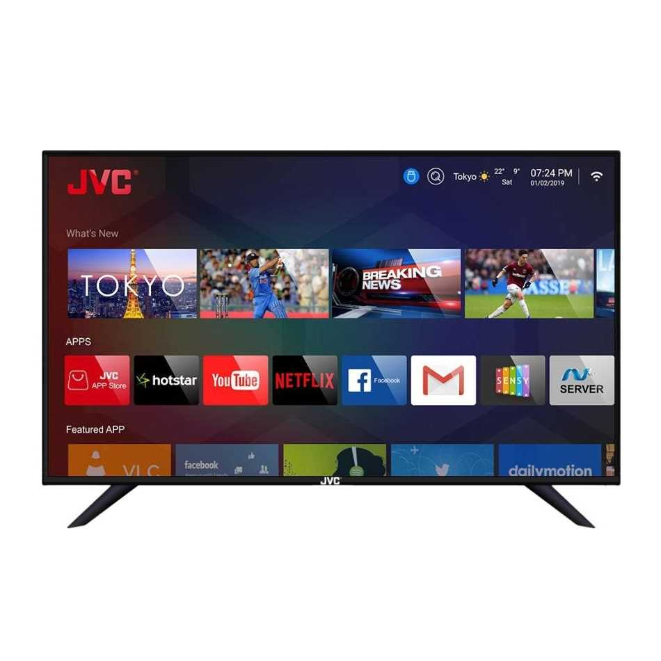 JVC 24N380C 24 Inch HD Ready LED Television