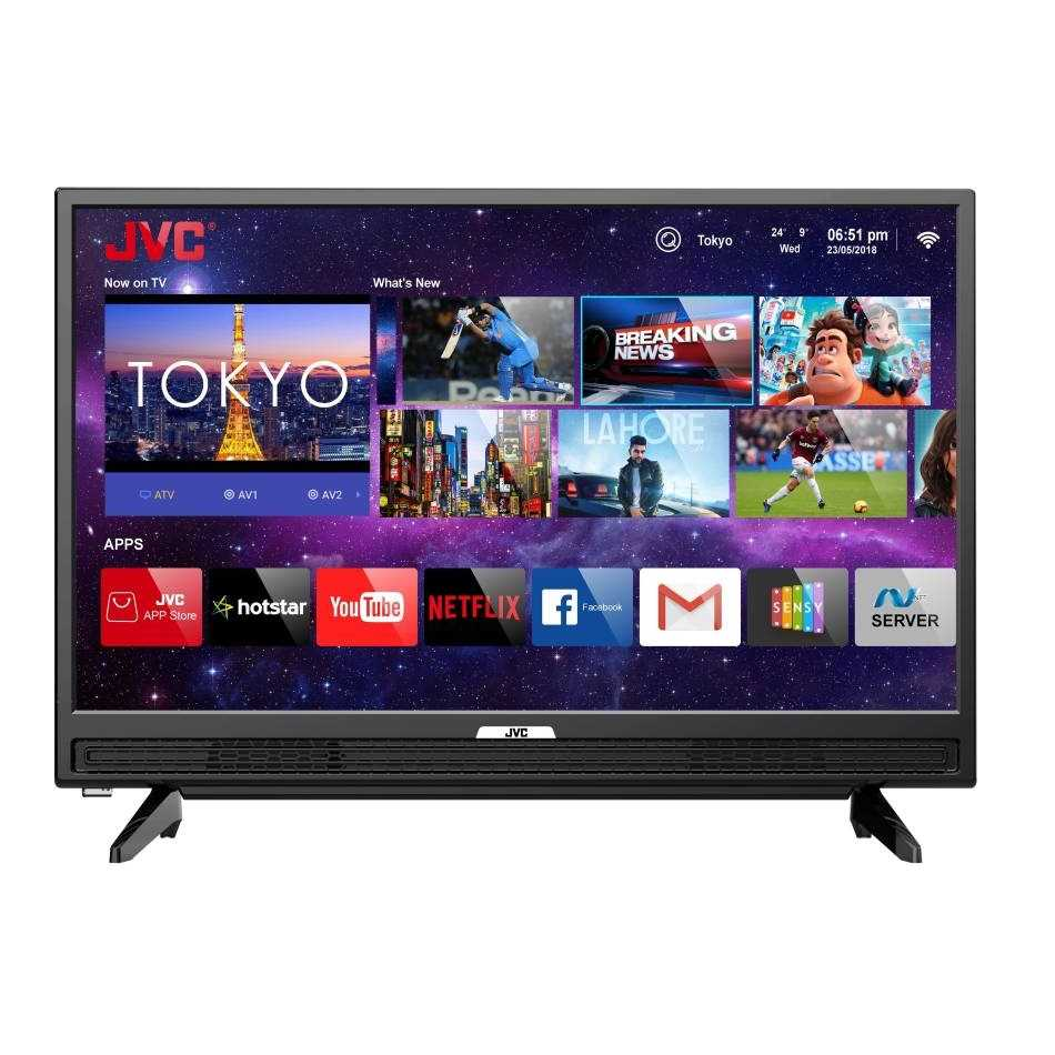 JVC 32N385C 32 Inch HD Ready Smart LED Television