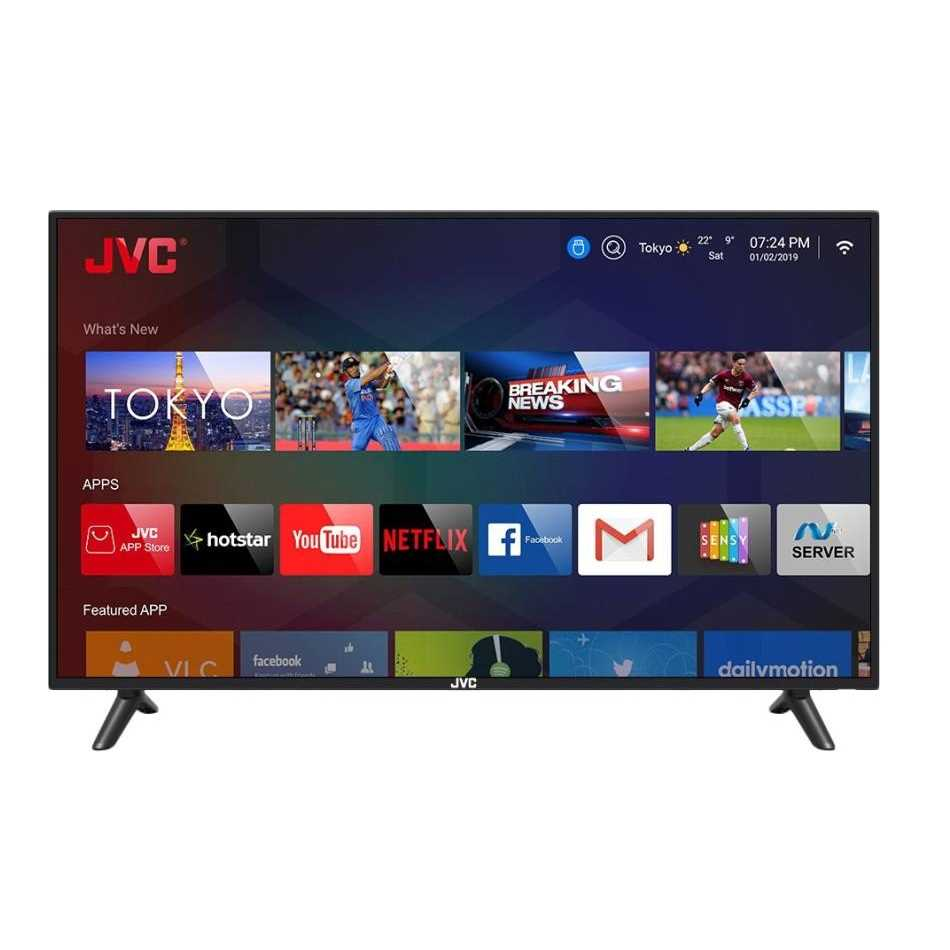 JVC 39N3105C 39 Inch HD Ready Smart LED Television