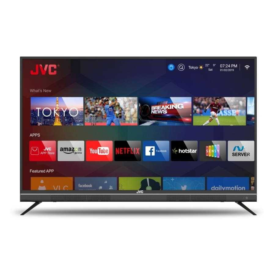 JVC LT-49N5105C 49 Inch Full HD Smart LED Television