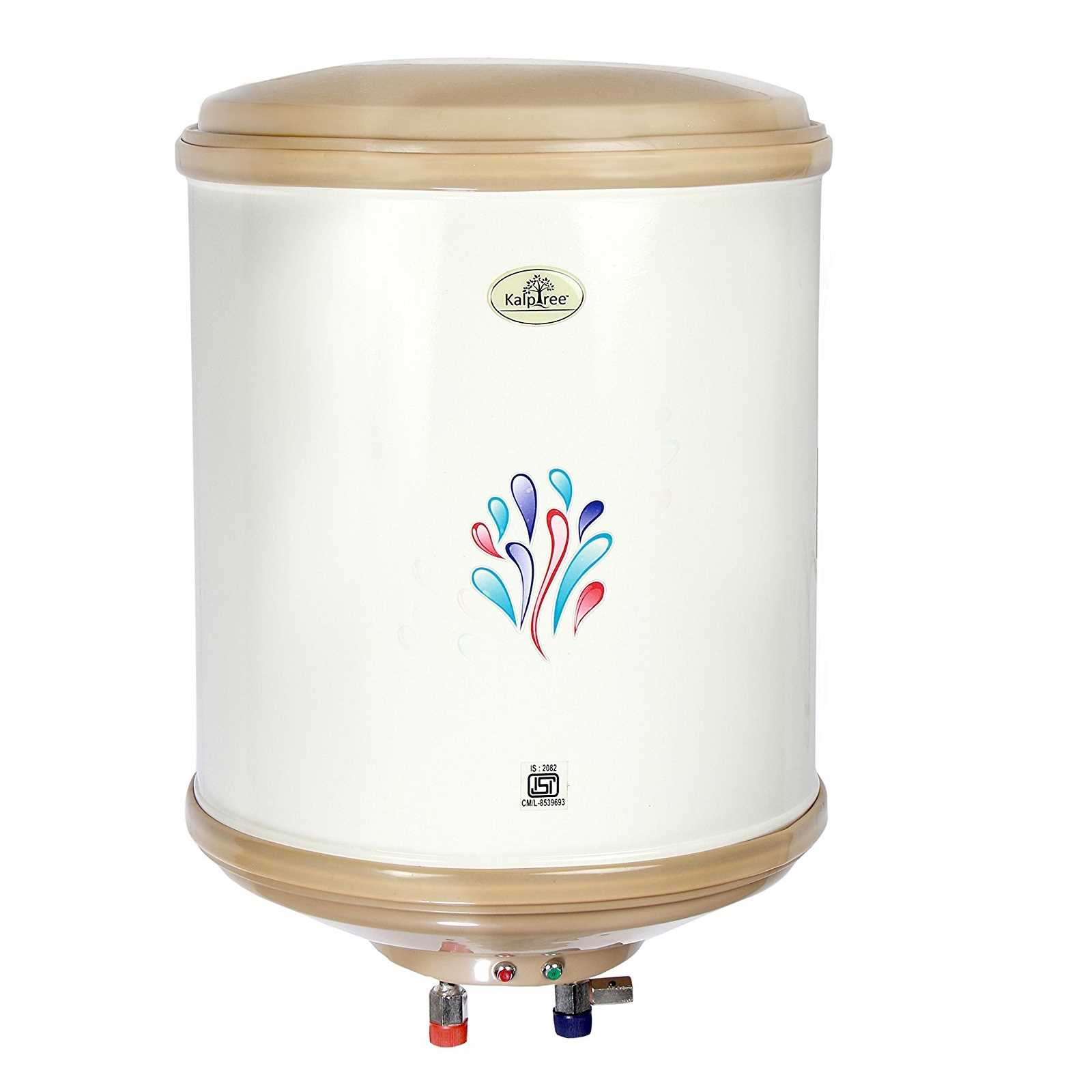 Kalptree Shells 15 Litre Storage Water Heater