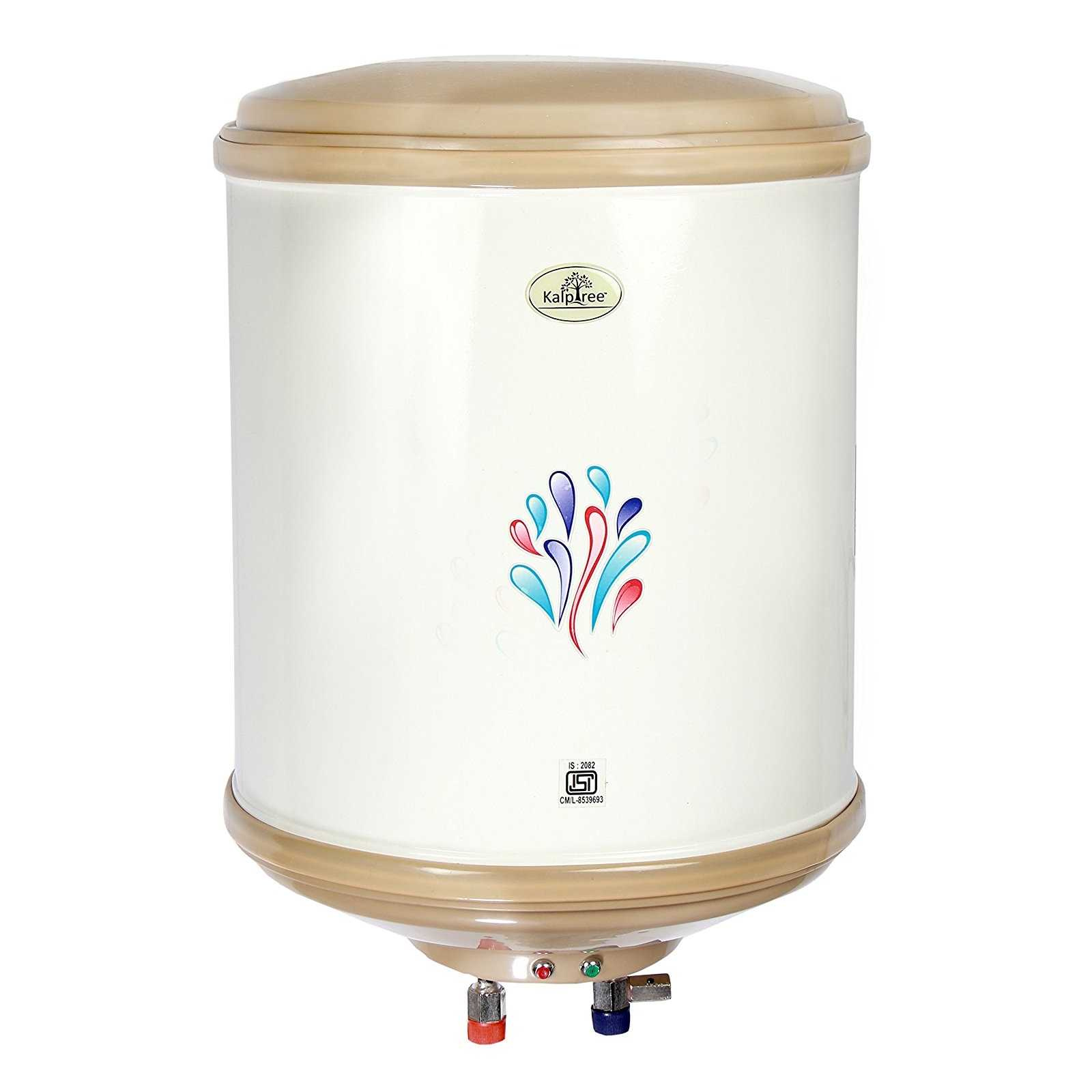 Kalptree Shells 25 Litre Storage Water Heater