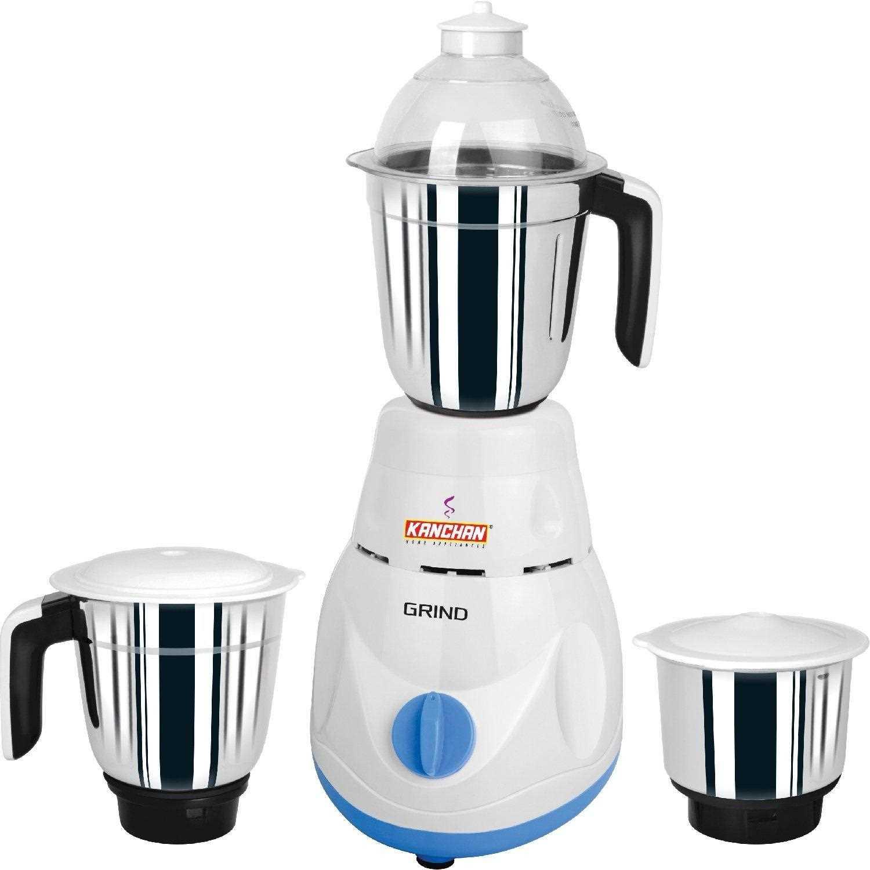 Kanchan Grind 600 W Mixer Grinder