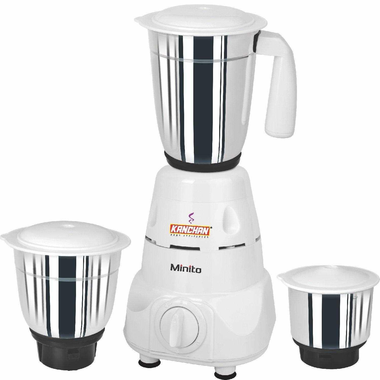 Kanchan Minito 500 W Mixer Grinder
