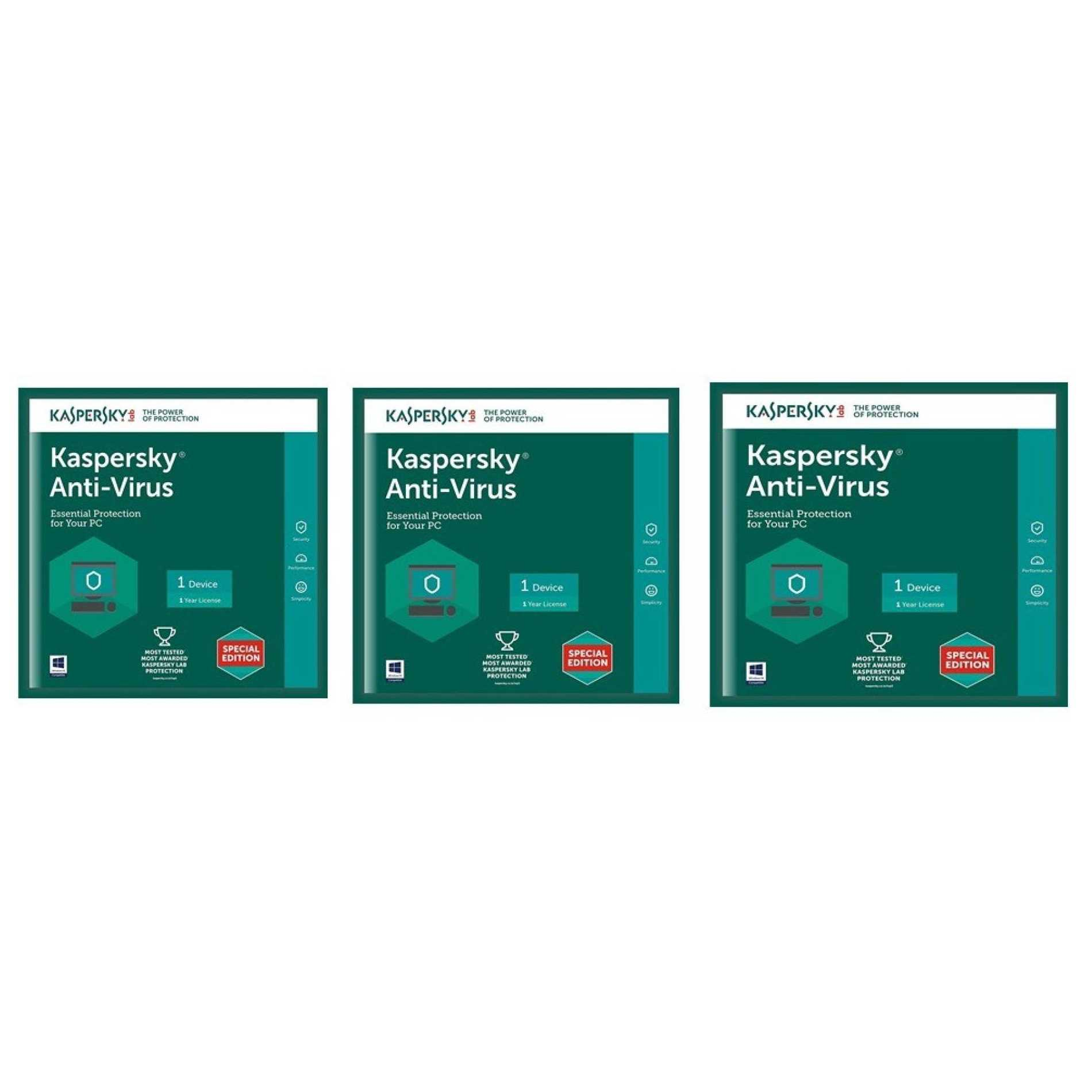 Kaspersky Antivirus And Security Software Price List {11 Aug 2019