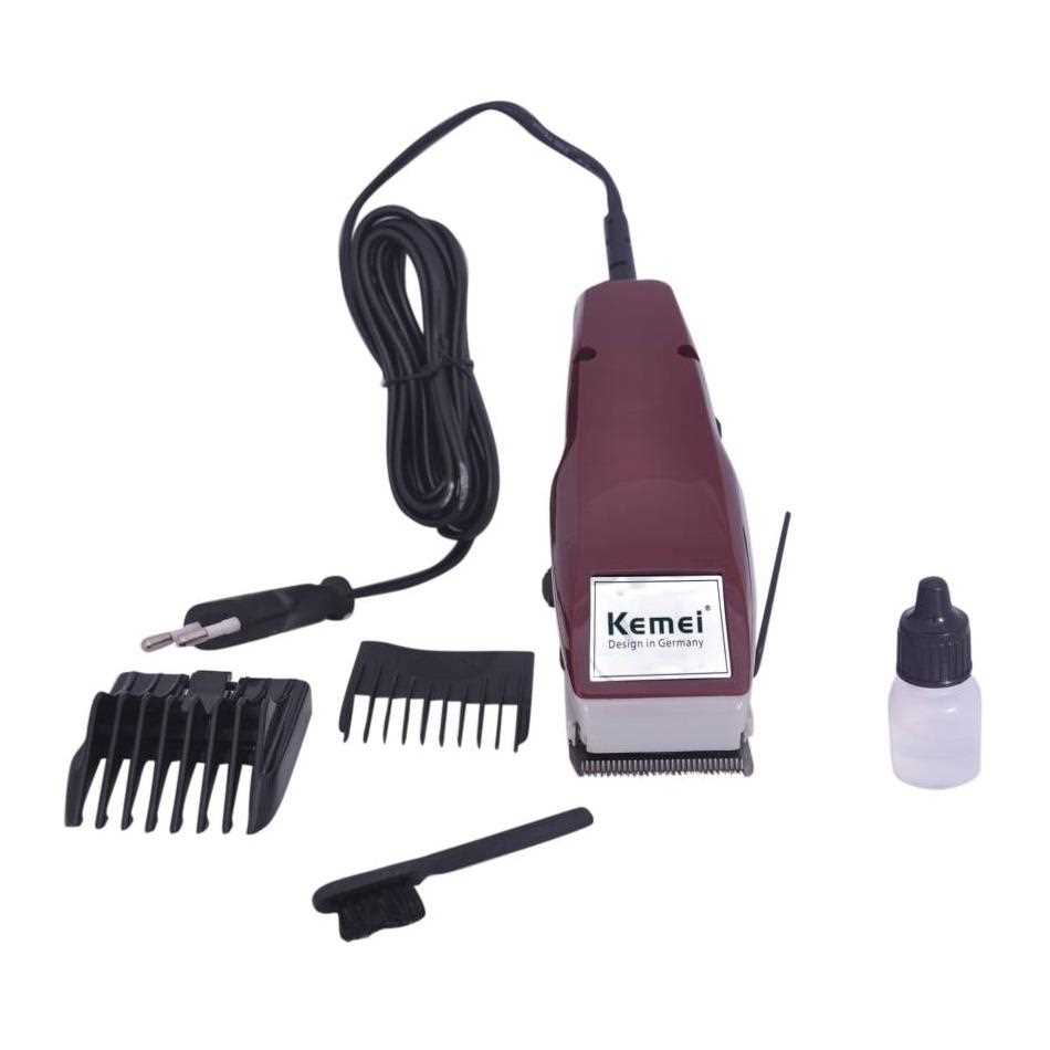 Kemei Heavy Duty-1400 Trimmer