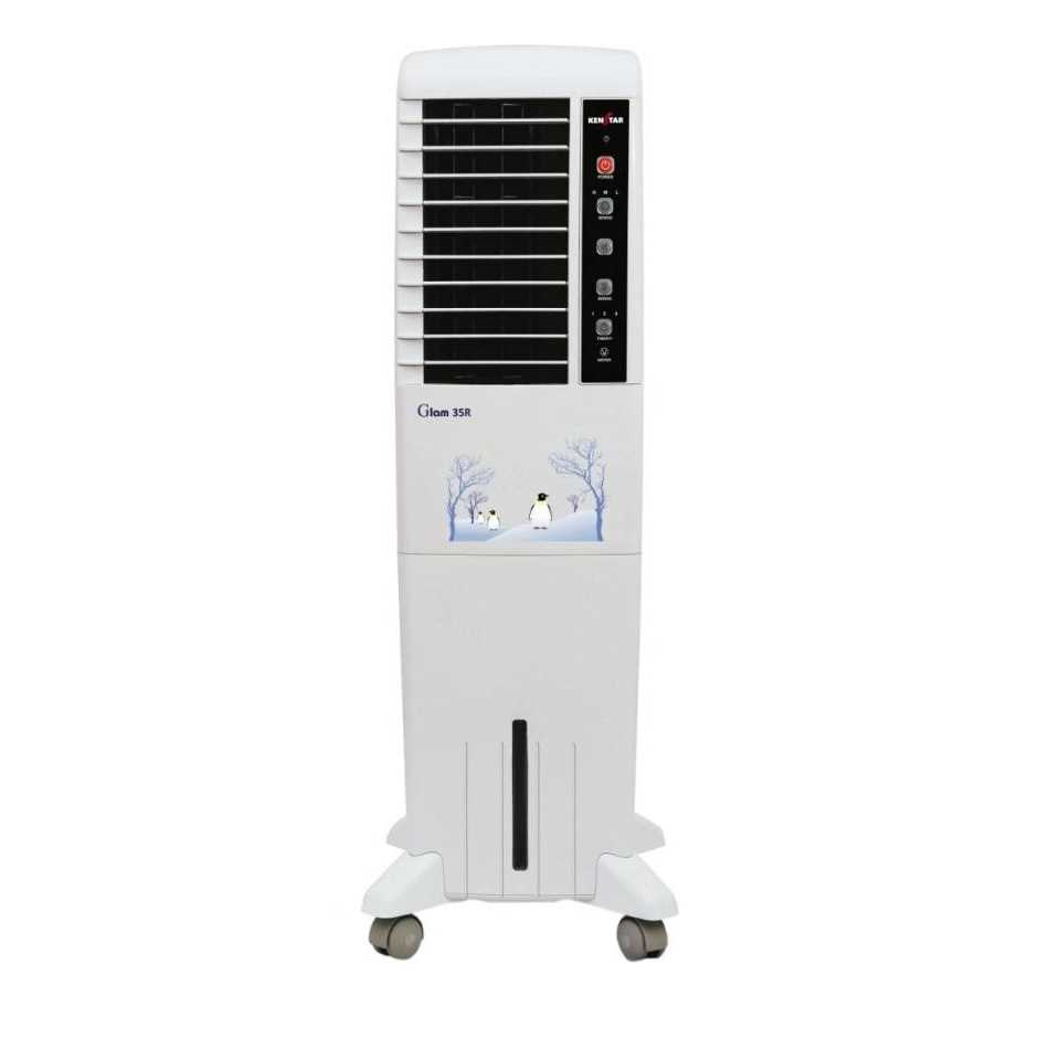 Kenstar Glam 35R 35 Litres Tower Air Cooler