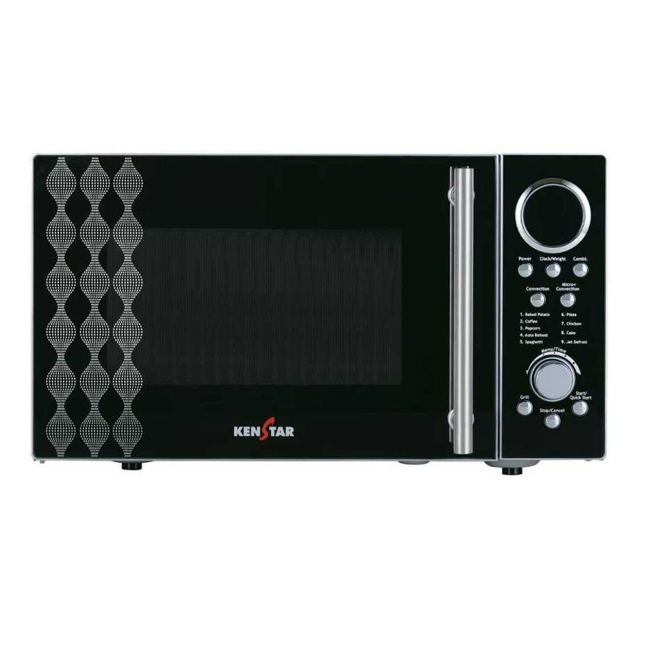 Kenstar KJ25CSL101 25 Litres Convection Microwave Oven