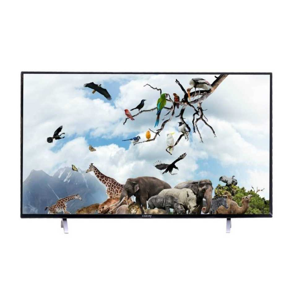 Kevin KN55 55 Inch 4K Ultra HD Smart LED Television