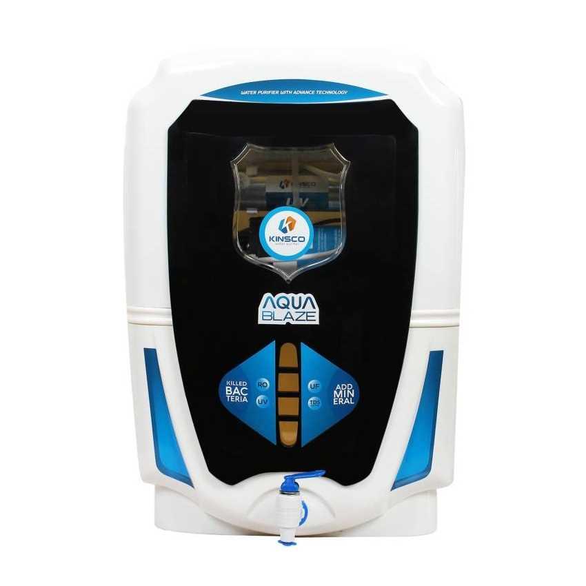 Kinsco Aqua Blaze 13 L RO UV UF TDS Water Purifier