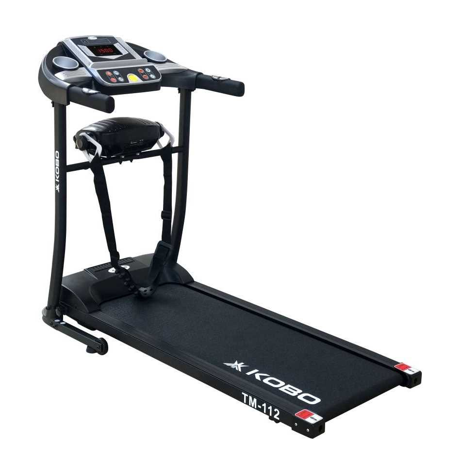 Kobo TM-112 Motorised Treadmill