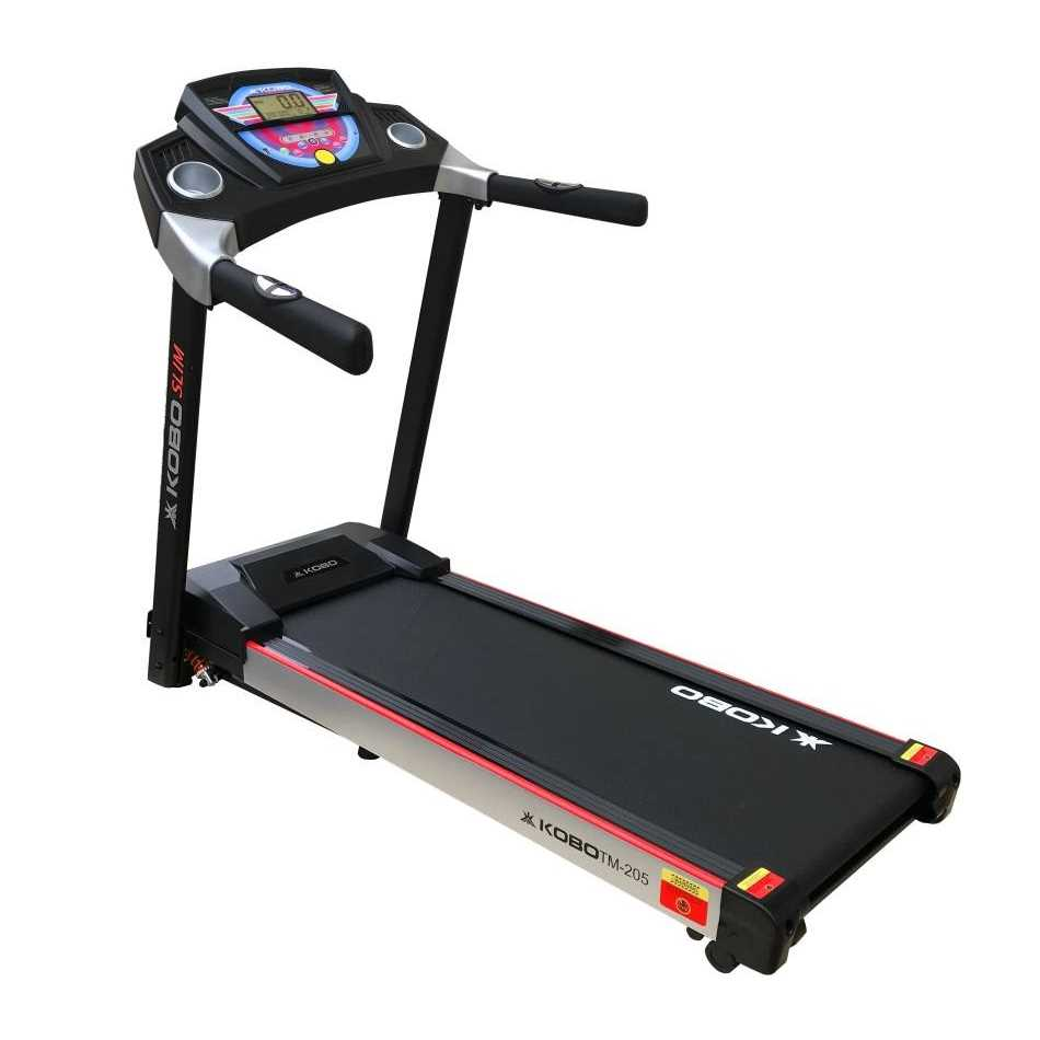 Kobo TM-205 Motorized Treadmill