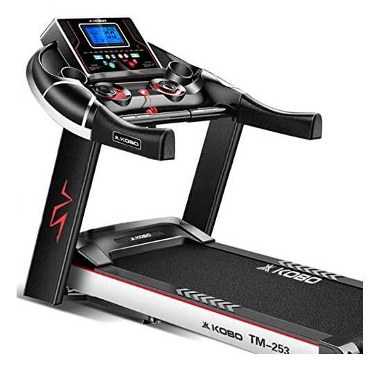 Kobo TM-253 Motorised Treadmill
