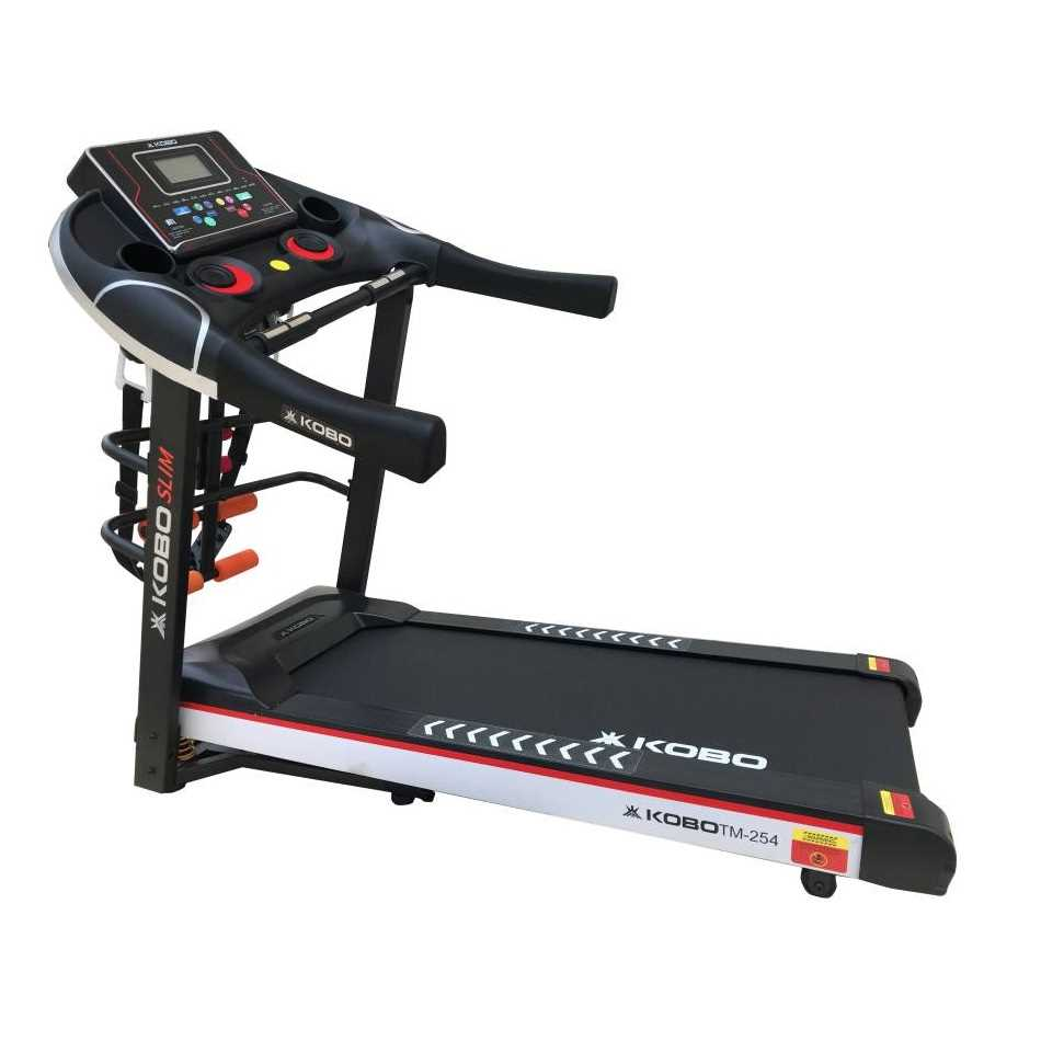 Kobo TM-254 Motorized Treadmill