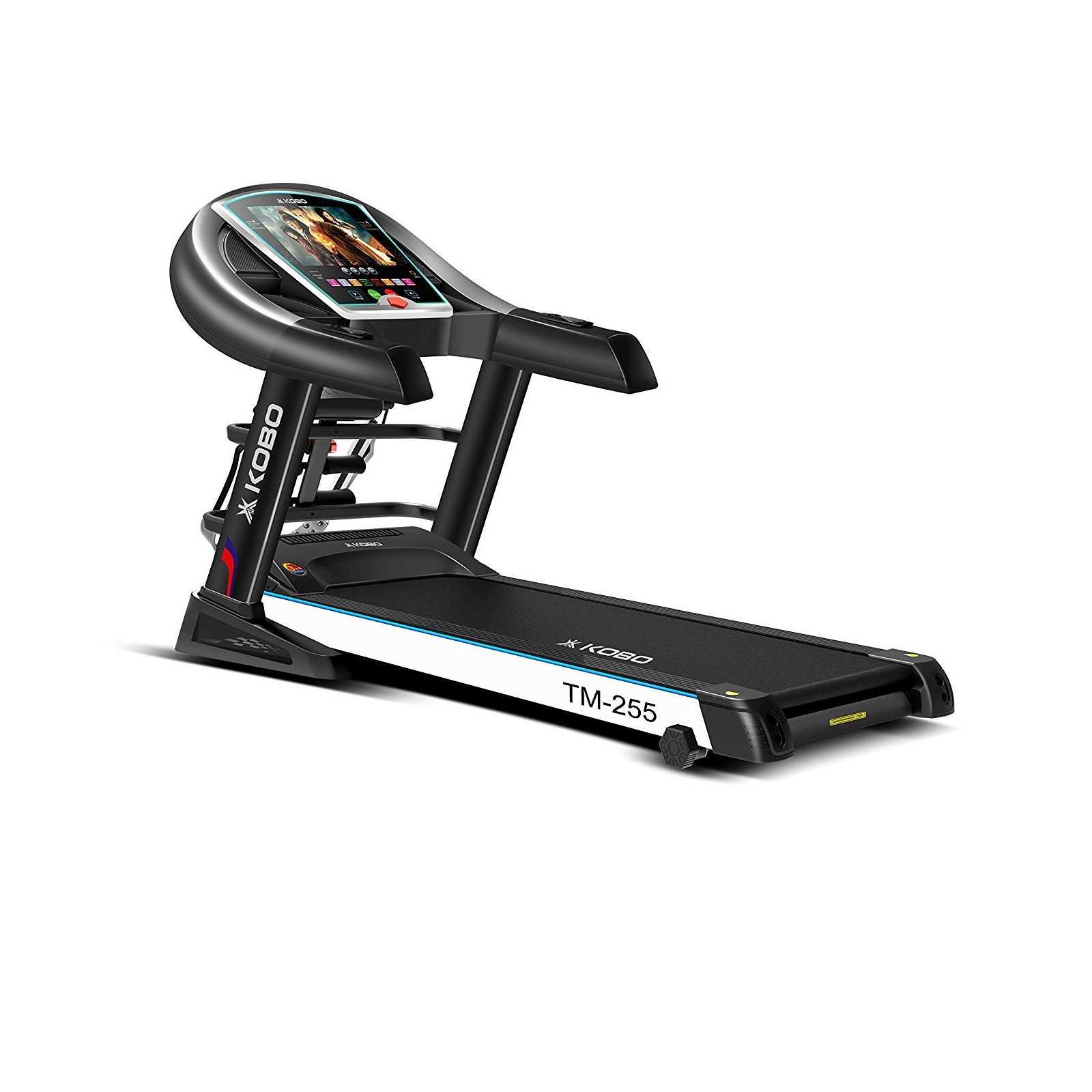 Kobo TM-255 Motorised Treadmill