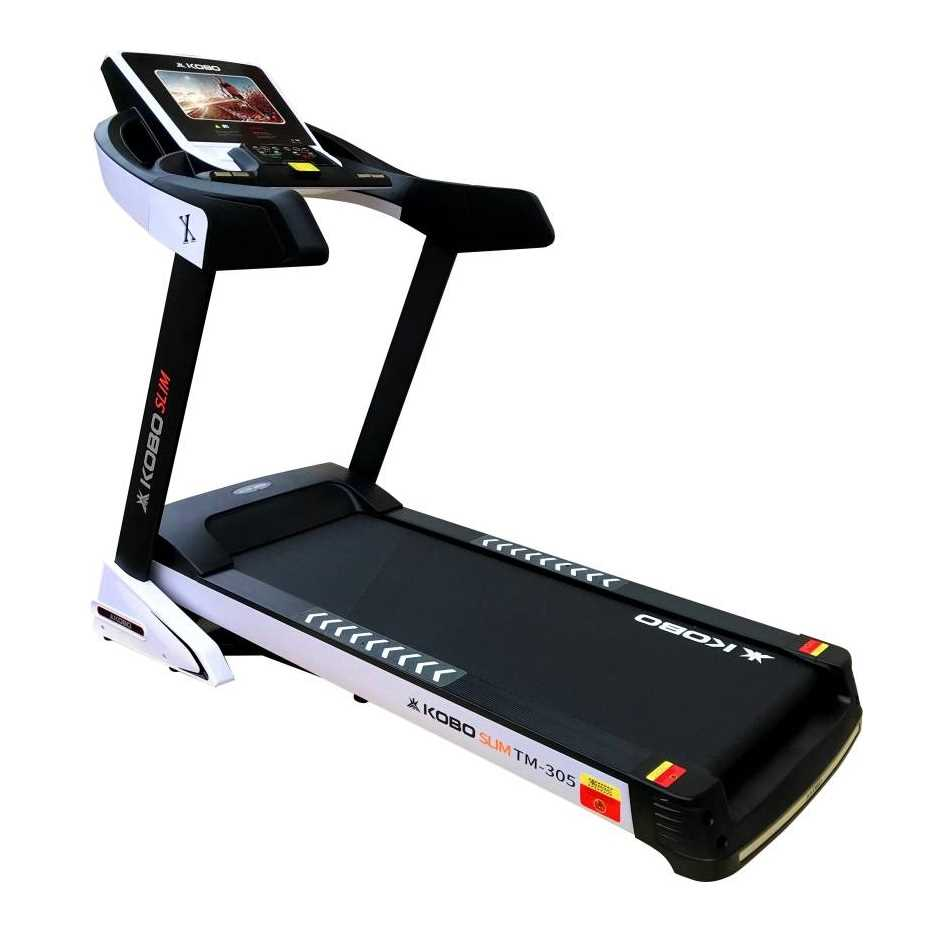 Kobo TM-305 Motorized Treadmill