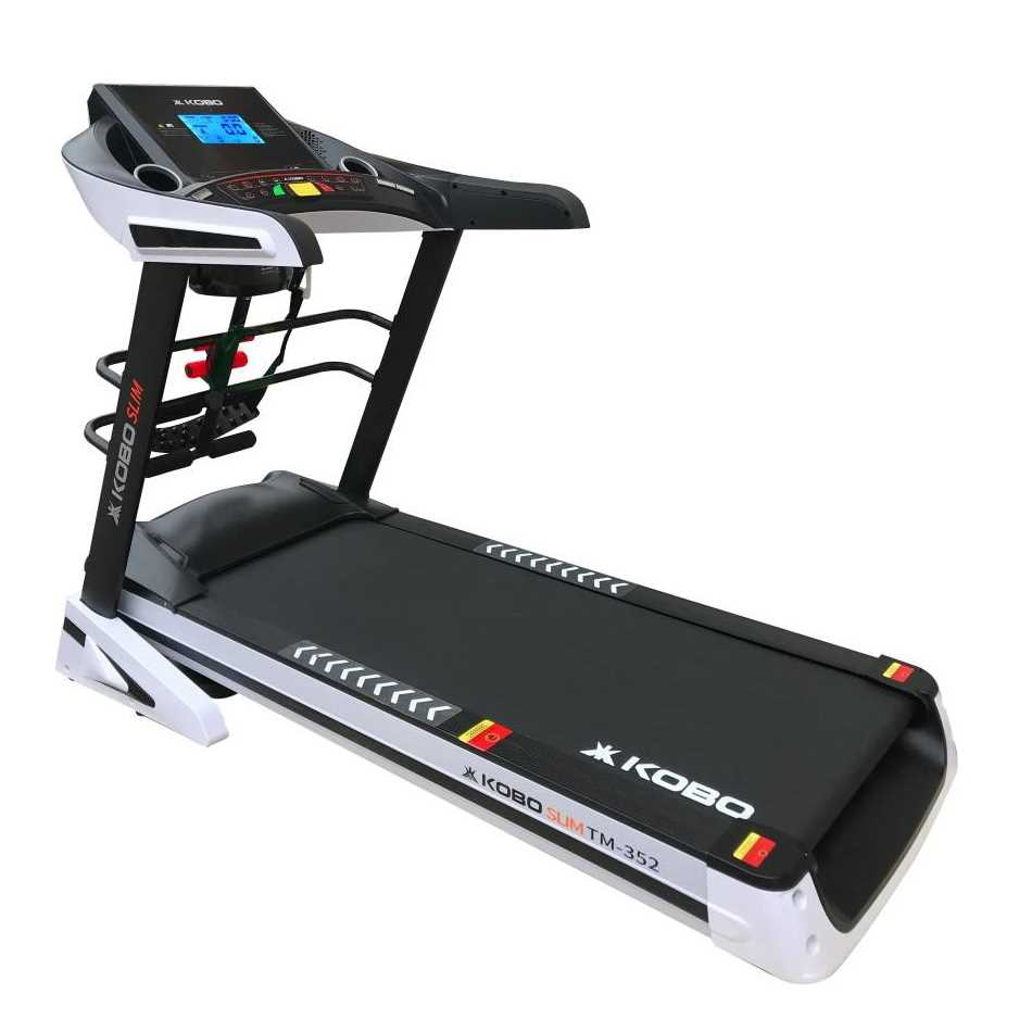 Kobo TM-352 Motorized Treadmill