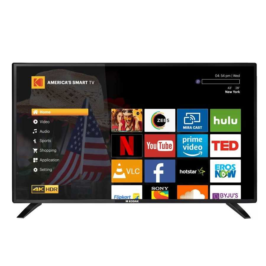 Kodak 50FHDXPRO 49 Inch Full HD Smart LED Television