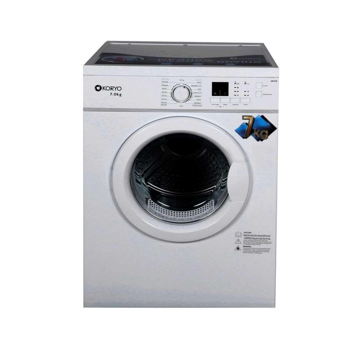 Koryo KCD7018WD 7 Kg Front Load Dryer