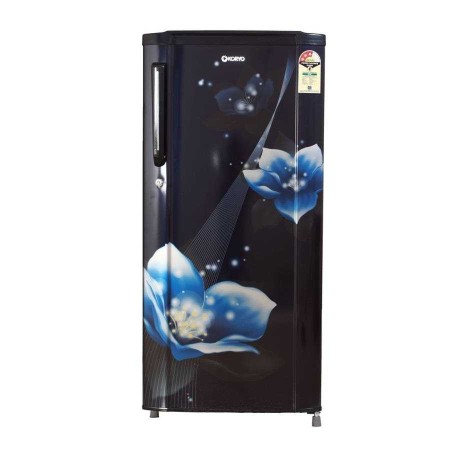 Koryo KDR215BM3F 190 Litres Direct Cool Single Door Refrigerator