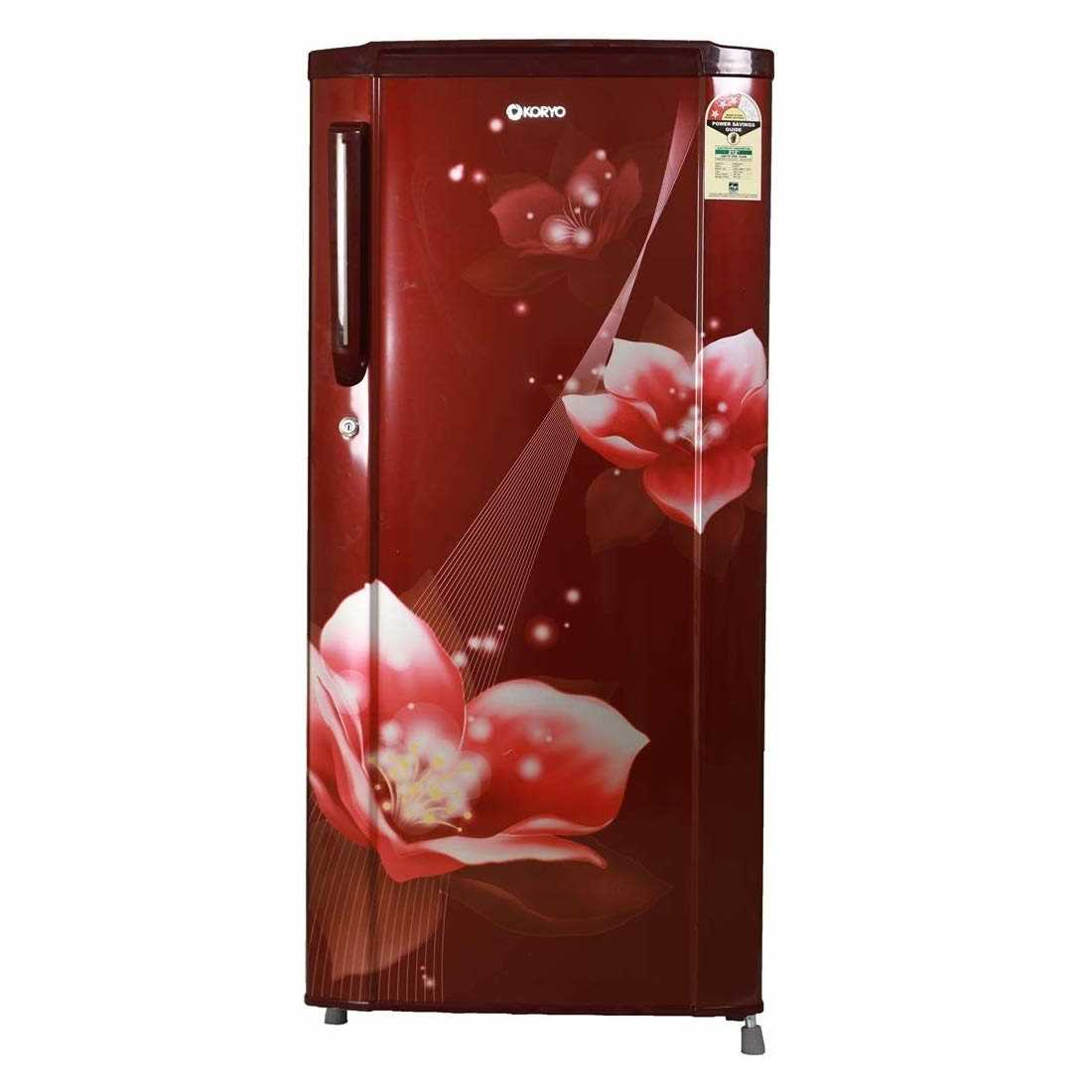 Koryo KDR215MR3F 190 Litre Single Door Direct Cool Refrigerator