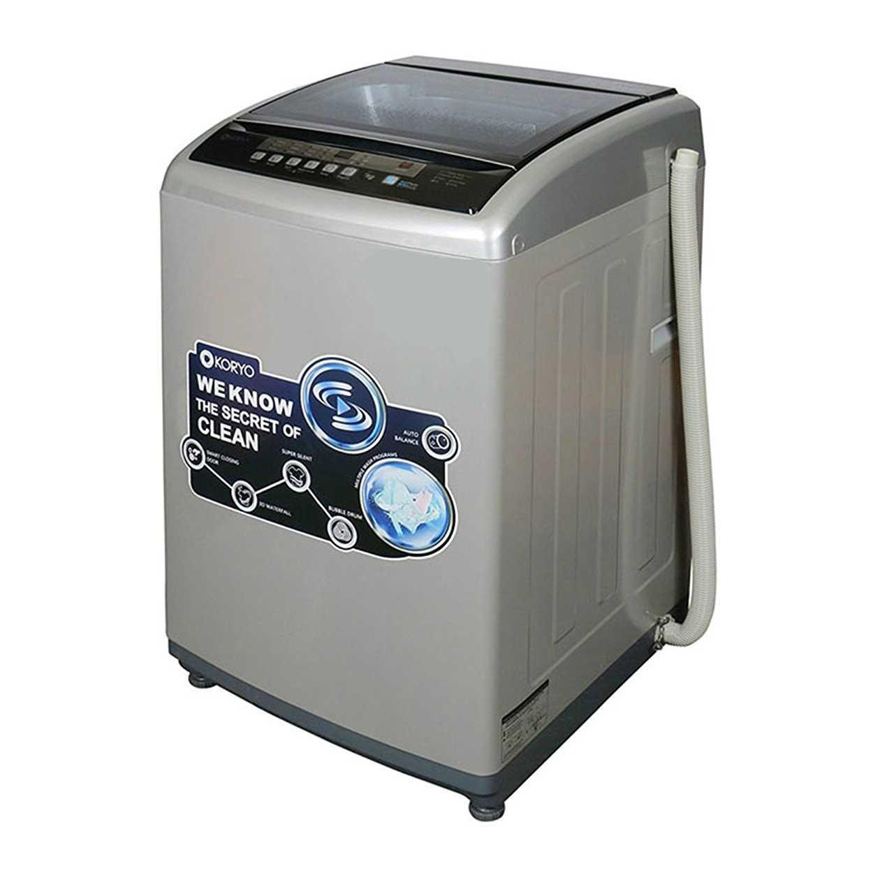 Koryo KWM1000TL 10 Kg Fully Automatic Top Loading Washing Machine