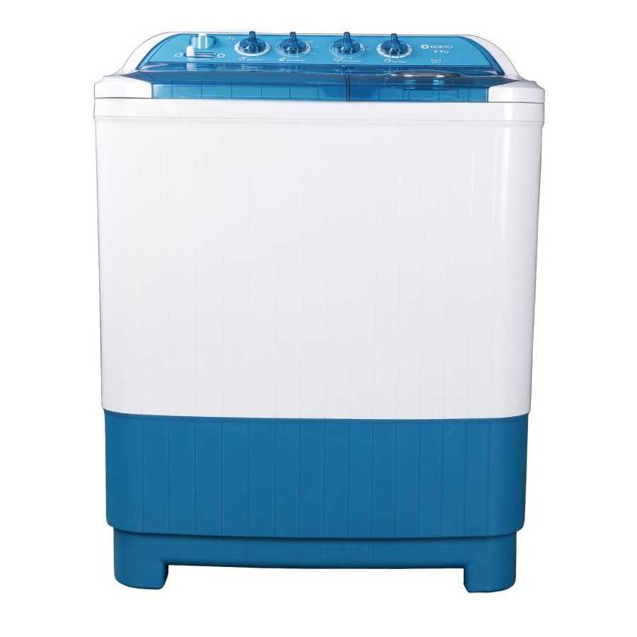 Koryo KWM8619SA 8.5 Kg Semi Automatic Top Loading Washing Machine