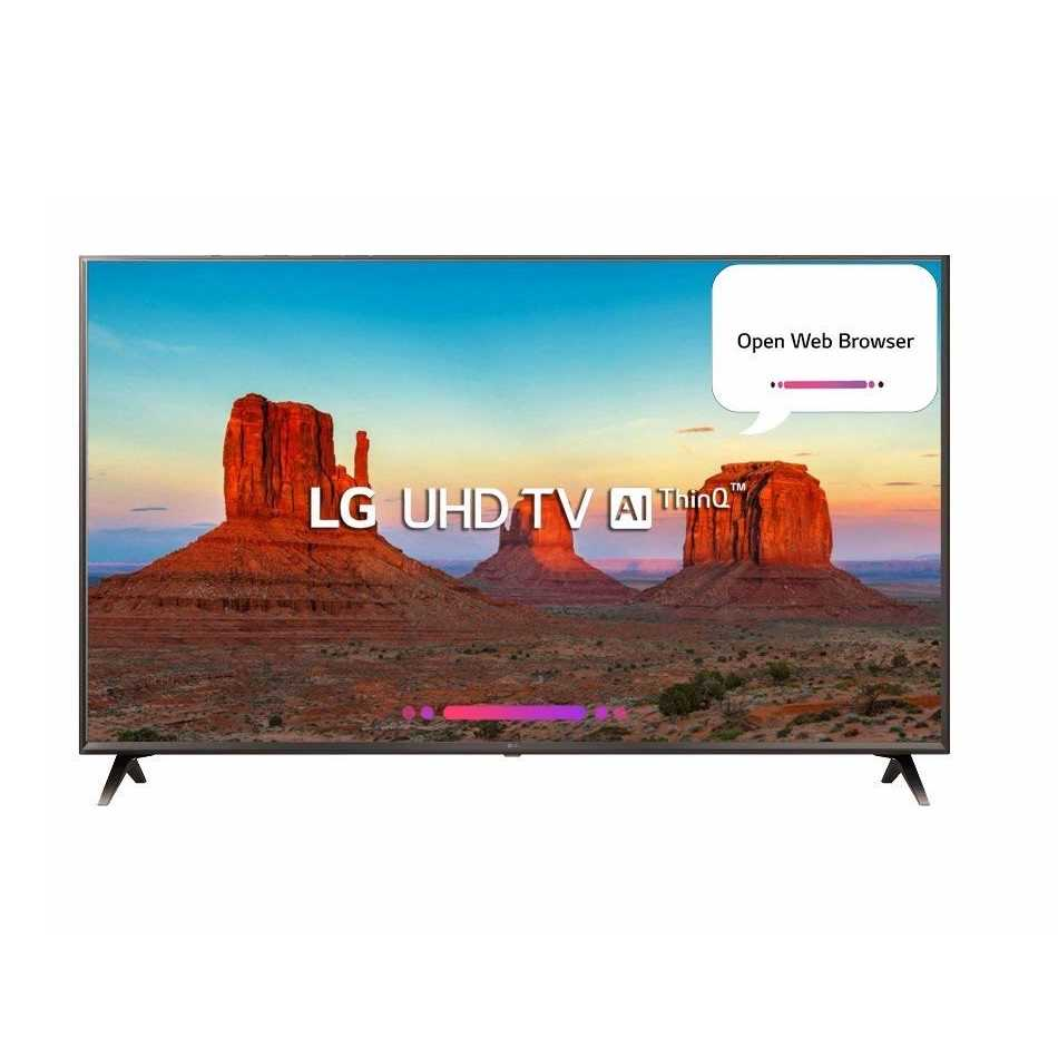 LG 43UK6360PTE 43 Inch Ultra HD 4K Smart LED Television