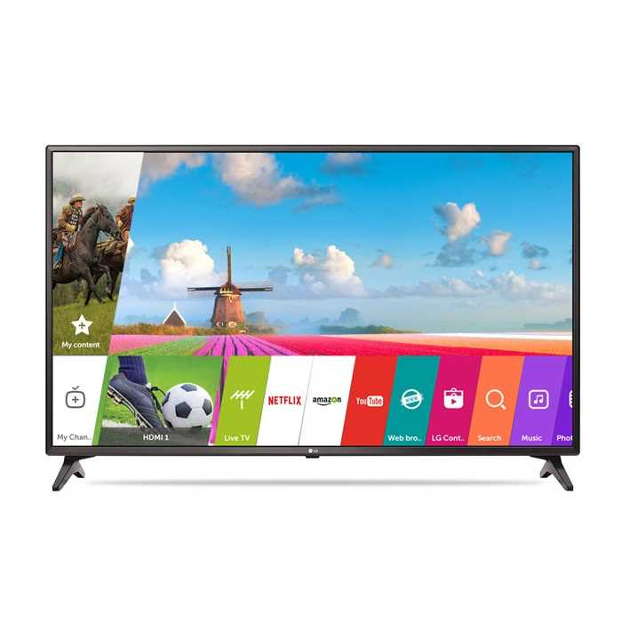 LG 49LJ617T 49 Inch Full HD LED Television