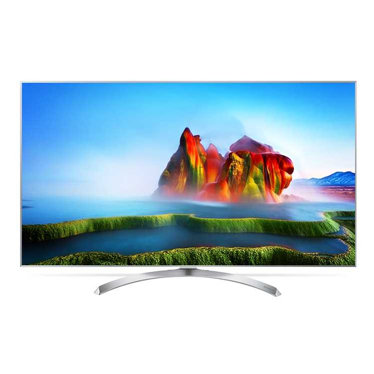 LG 49SJ800T 49 Inch 4K Ultra HD Smart LED Television