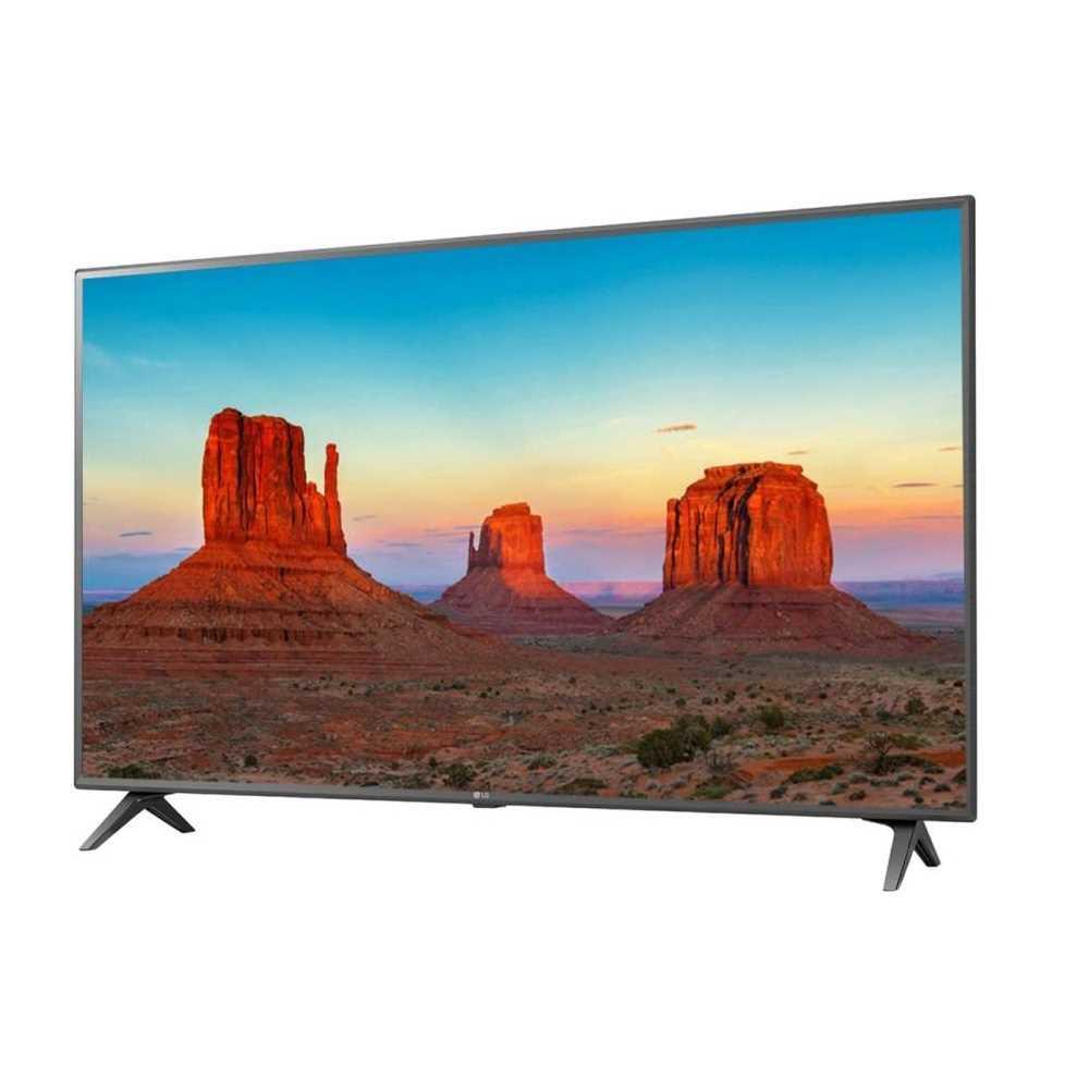 LG 50UK6560PTC 50 Inch Ultra HD 4K Smart LED Television