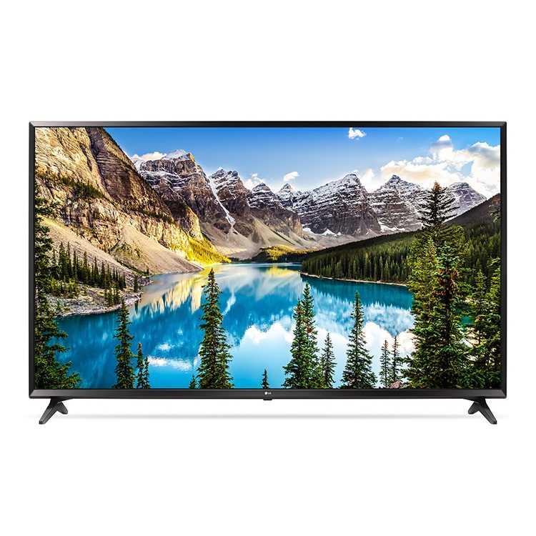 LG 55UJ632T 55 Inch 4K Ultra HD Smart LED Television