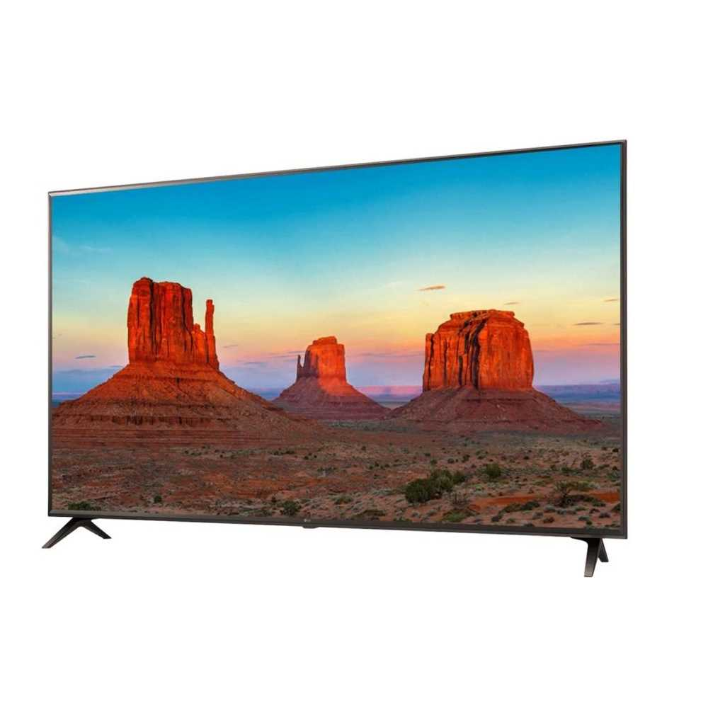 LG 55UK6360PTE 55 Inch Ultra HD 4K Smart LED Television