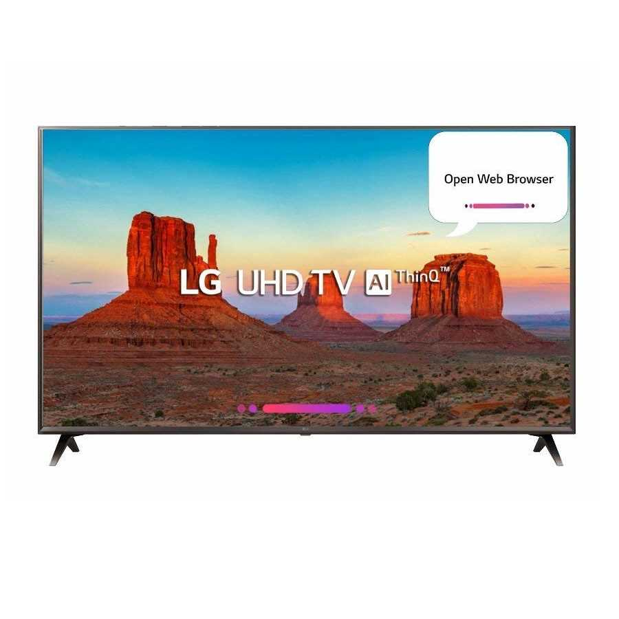 LG 65UK6360PTE 65 Inch 4K Ultra HD Smart LED Television