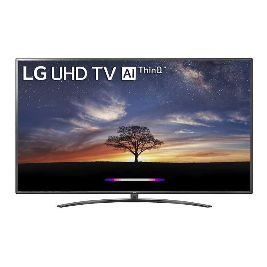 LG 75UM7600PTA 75 Inch 4K Ultra HD Smart LED Television