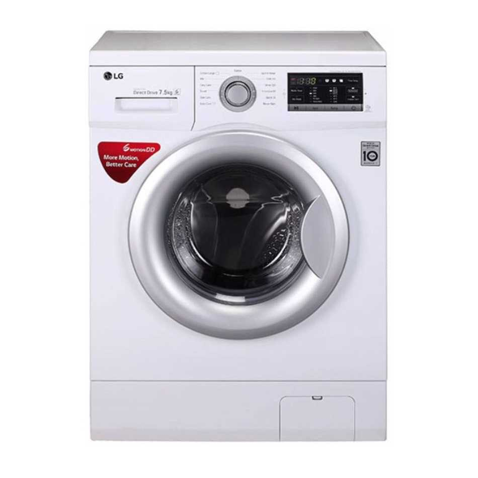 LG FH0G7EDNL12 7.5 Kg Fully Automatic Front Loading Washing Machine