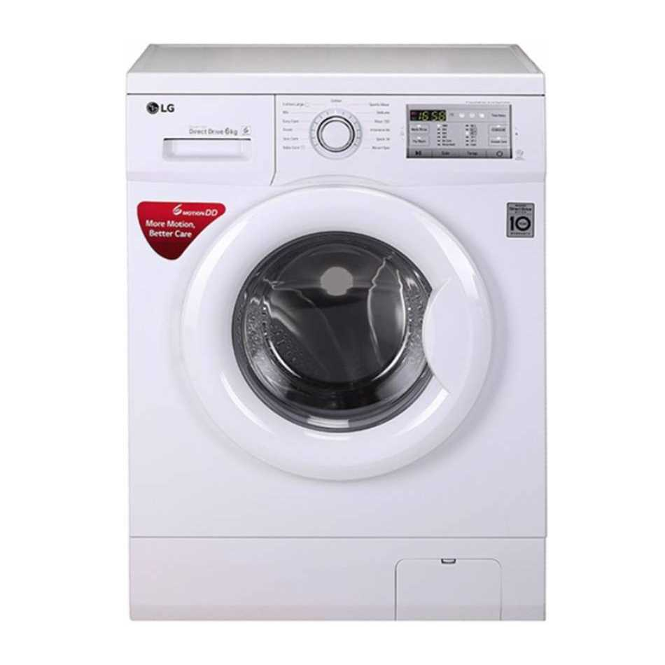 LG FH0H3NDNL02 6 Kg Fully Automatic Front Loading Washing Machine