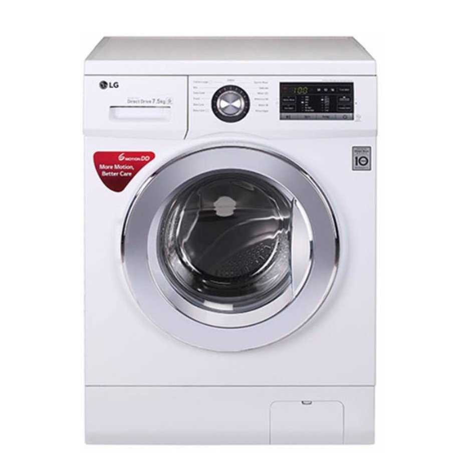 LG FH2G6EDNL22 7.5 Kg Fully Automatic Front Loading Washing Machine