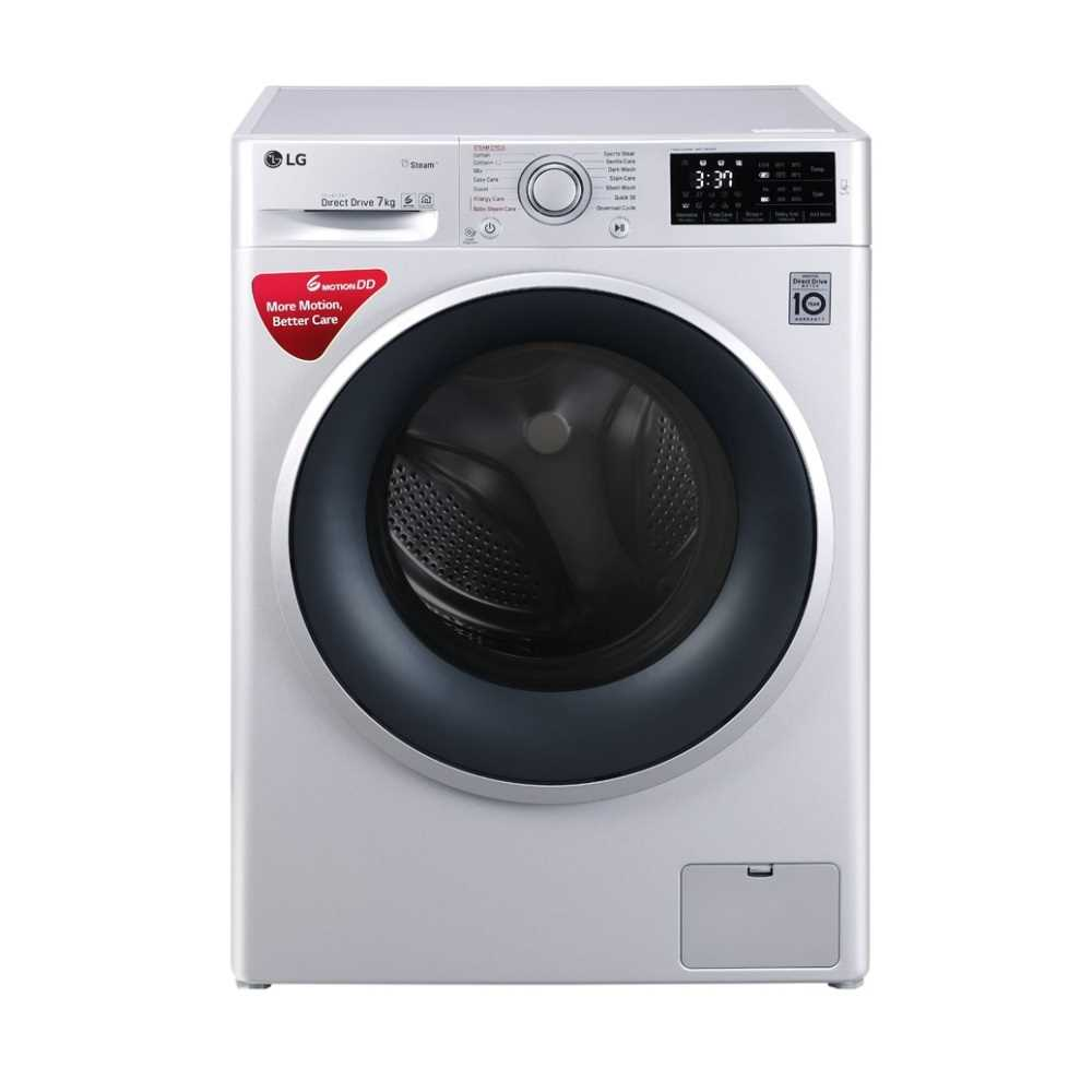 LG FHT1007SNL 7 Kg Fully Automatic Front Loading Washing Machine
