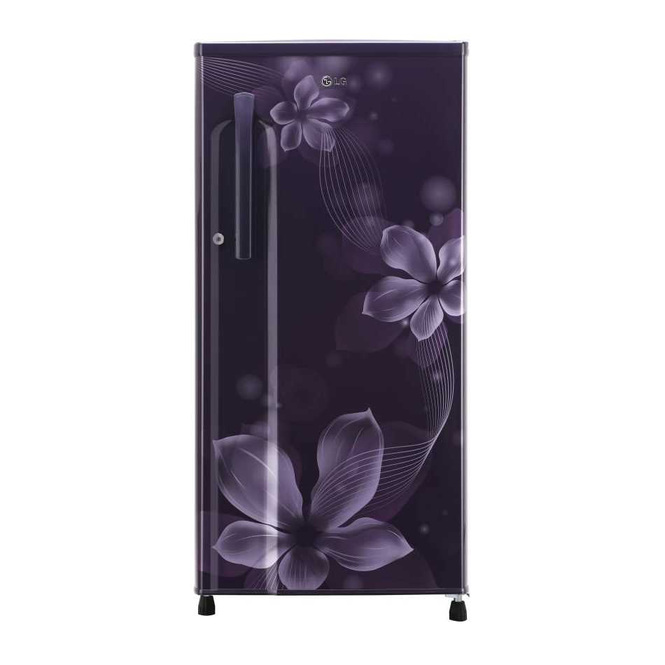 LG GL-B191KPOW Single Door 188 Litre Direct Cool Refrigerator