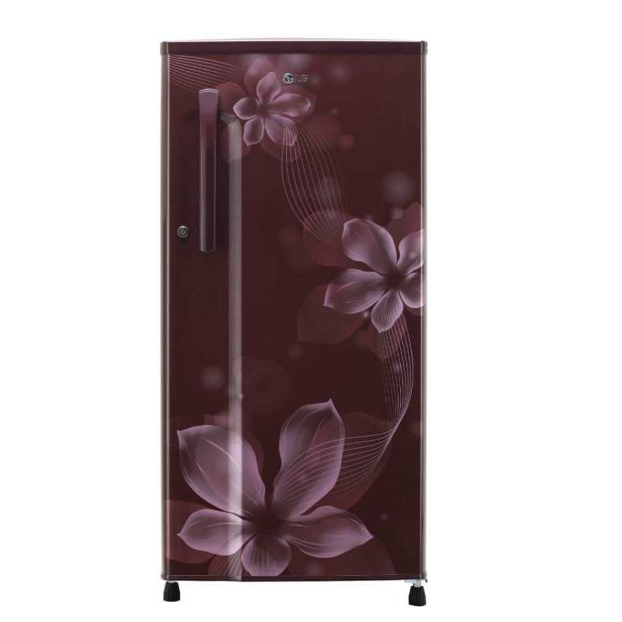 LG GL B191KSOW 188 Liters Direct Cool Single Door Refrigerator