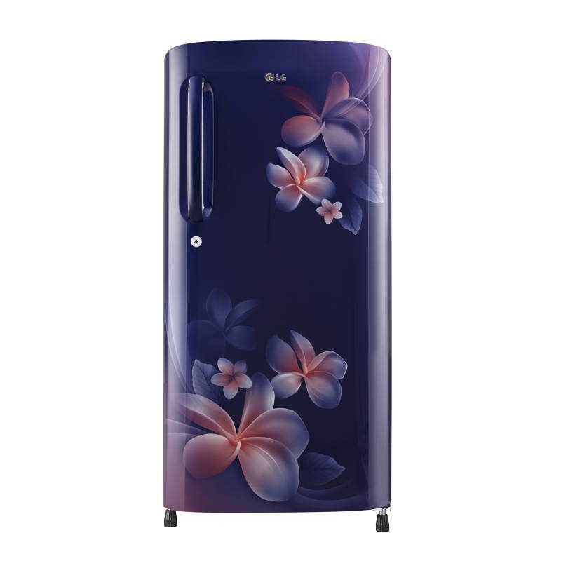 LG GL B201ABPX 190 Liter Direct Cool Single Door Refrigerator