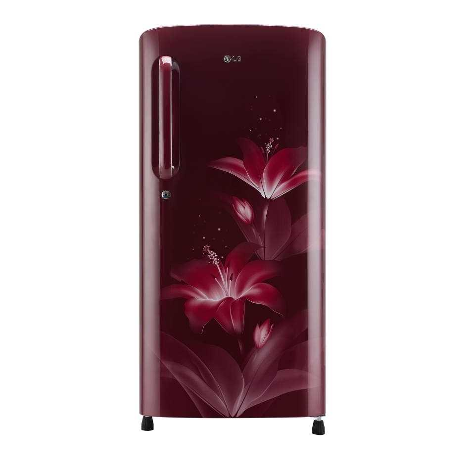 LG GL-B201ARGX Single Door 190 Litre Direct Cool Refrigerator
