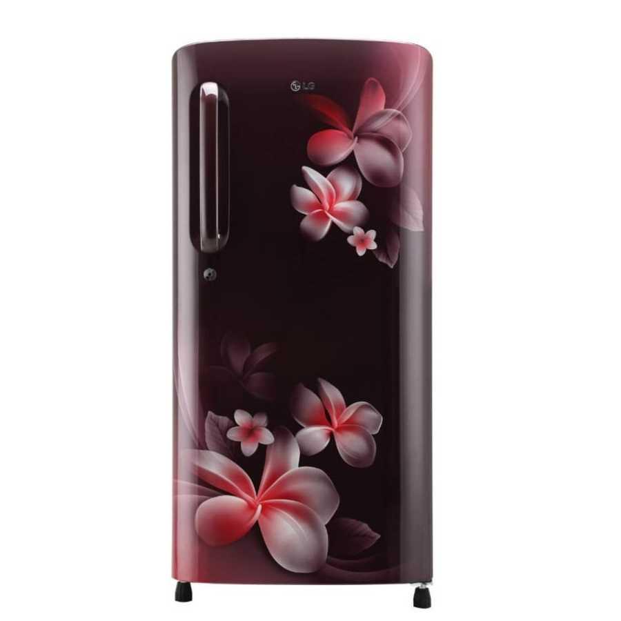 LG GL B201ASPX 190 Litre 4 Star Direct Cool Refrigerator