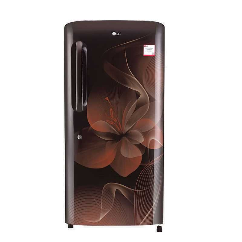 LG GL B221AHDX 215 Litres Single Door Direct Cool Refrigerator