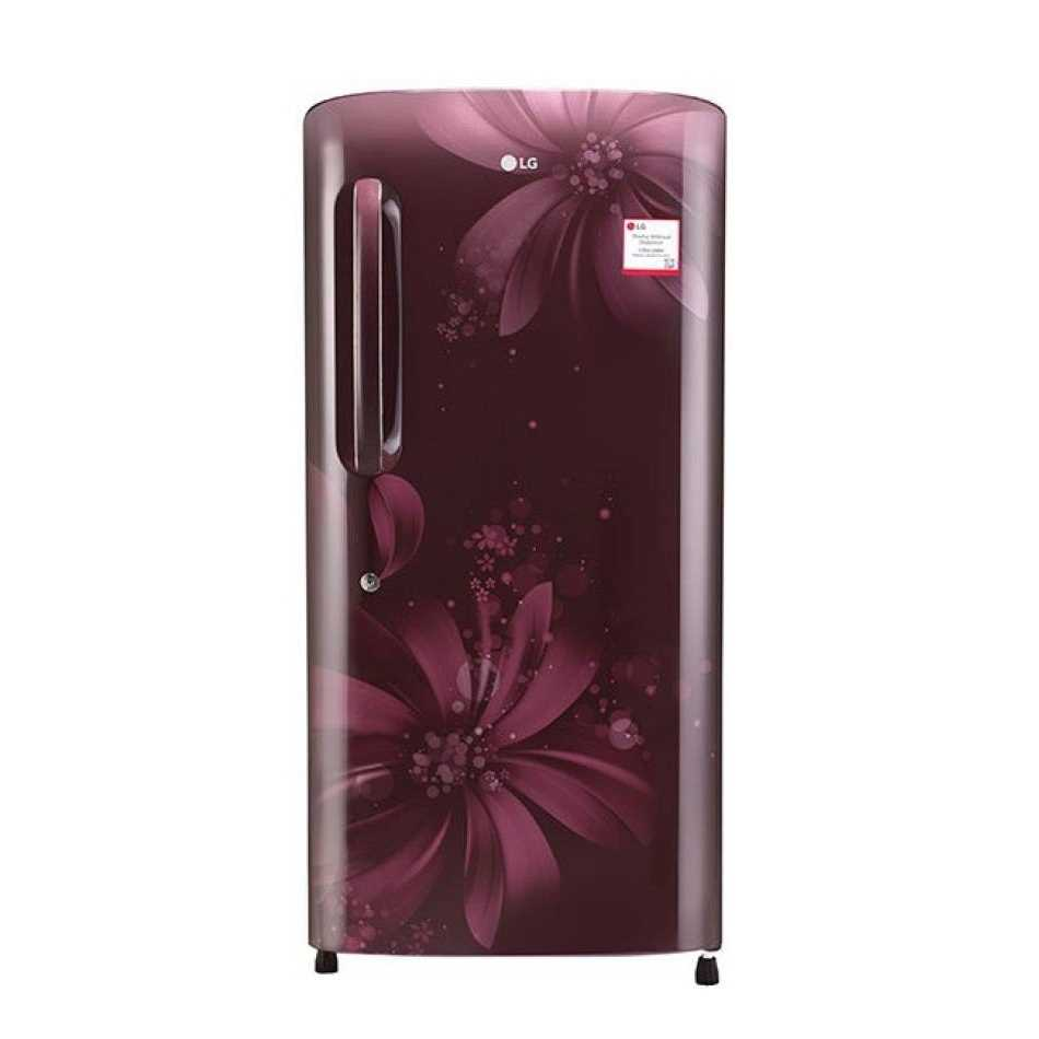 LG GL B221ASAW Single Door 215 Litre Direct Cool Refrigerator