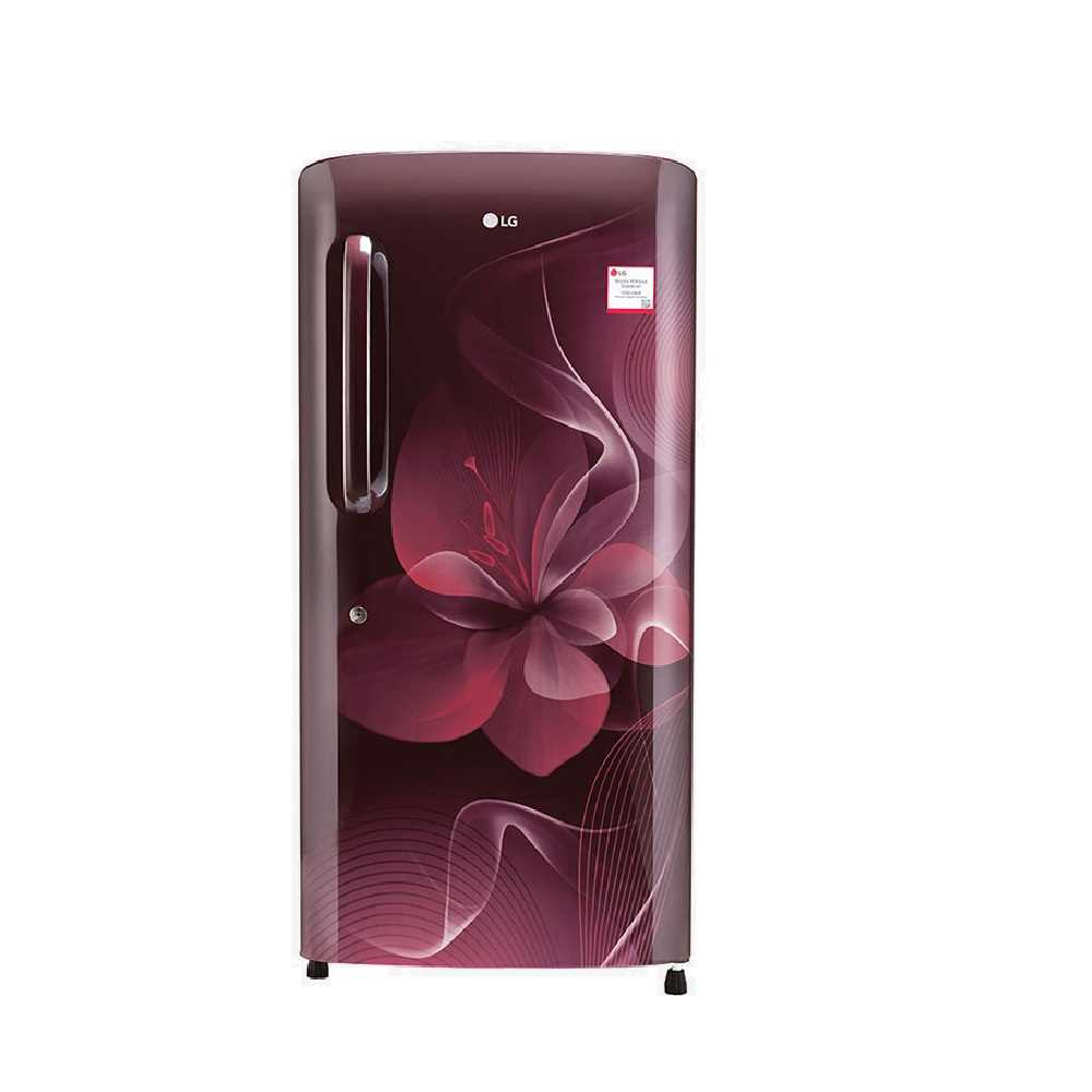 LG GL B221ASDX 215 Litres Single Door Direct Cool Refrigerator