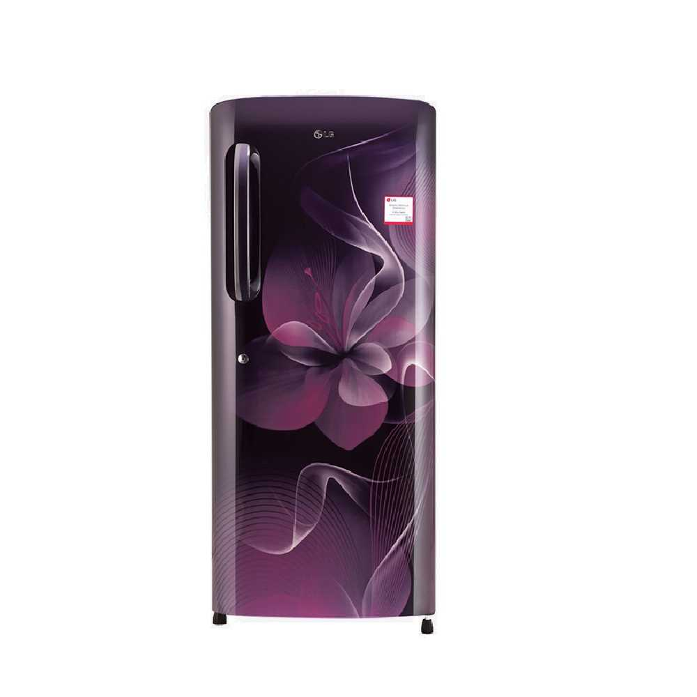 LG GL B241APDX 235 Litres Single Door Direct Cool Refrigerator