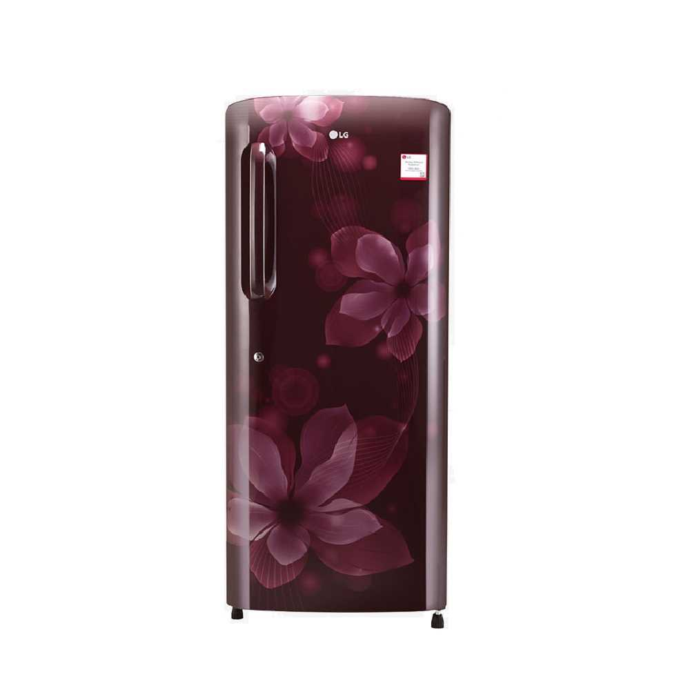 LG GL B241ASOX 235 Litres Single Door Direct Cool Refrigerator