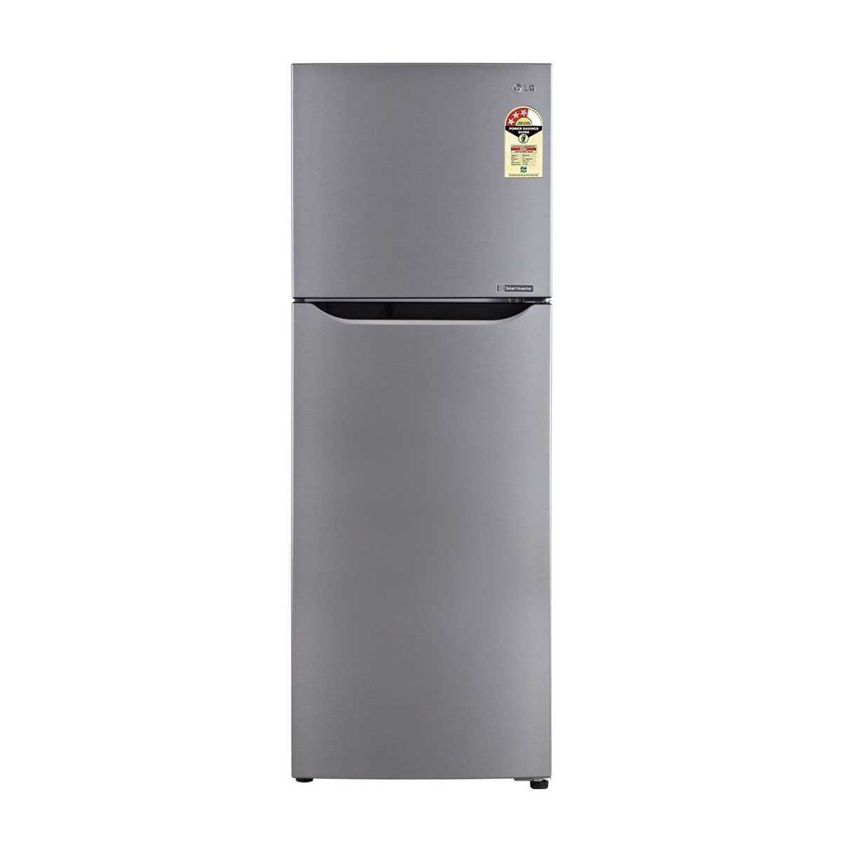 LG GL B282SGSM Double Door 255 Litres Frost Free Refrigerator Price {14 Jan  2018} | GL B282SGSM Reviews and Specifications